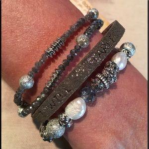 Jewelry - Good Works Bracelet- Fearless Believe Dream